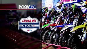 lucas pro oil motocross lucas oil pro motocross championship youtube