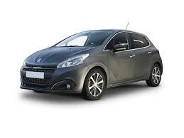 peugeot car lease deals peugeot 208 hatchback 1 2 puretech allure 5dr lease deal
