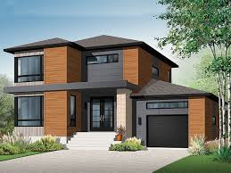 modern two house plans contemporary house plans modern two home plan building plans