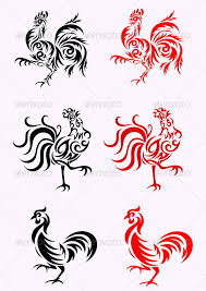 rooster by martinussumbaji graphicriver