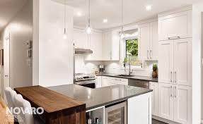 novaro cuisine armoires de cuisine des prêles armoires de cuisines québec
