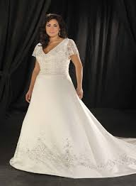 plus size wedding dress u2014 memorable wedding planning