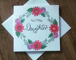 birthday daughter etsy