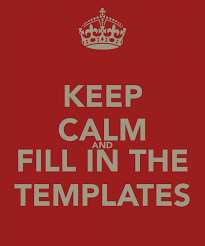 Blank Keep Calm Meme - awesome free keep calm template images entry level resume
