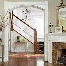 Banister On Stairs Stairway Railing Ideas