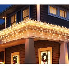 time 300 count blinking icicle lights