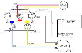 delightful contactor wiring diagram 2 mile marker winch solenoid