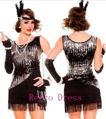 1920 Flapper Halloween Costumes Cheap Flappers Halloween Costumes Aliexpress