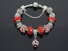 crystal charm bracelet beads images Big hole crystal charm beads fit european charms bracelet jewerly jpg