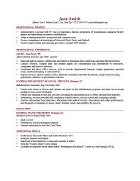 profile exle for resume profile exle on resume exles of resumes