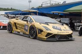 Lamborghini Gallardo Gold - lamborghini miami u0027s gold gallardo super trofeo 4762x3154 oc