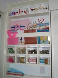 gift wrap storage ideas gift wrap built in modern closet dallas by custom spaces inc