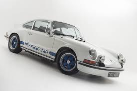 rare porsche 911 rare porsche 911 carrera rs 2 7 touring on offer classic car