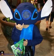 Stitch Halloween Costume Lilo Stitch Characters Family Costume Stitch Costume