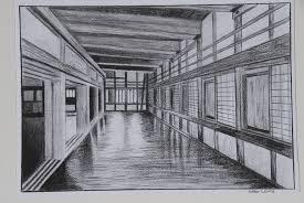 Japanese Interior Architecture Japanese Interior Architecture By Moonlightrainingdown On Deviantart