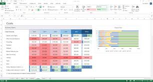 Microsoft Excel Business Templates Business Plan Templates 40 Page Ms Word 10 Free Excel Spreadsheets