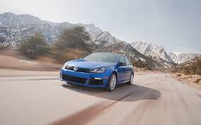 2012 volkswagen golf r first test motor trend