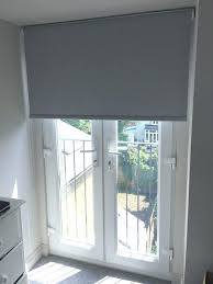Blinds For Doors With Windows Ideas Blind For French Door Fitted Venetian Blinds Doors Window