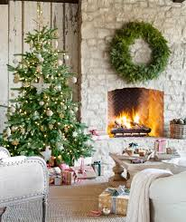 christmas in a southwestern home