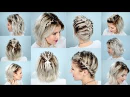 what jesse nice braiding hairstyles 40 effortlessly stress free diy hairstyles for glamorous short