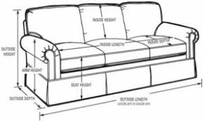 average couch depth trend average couch dimensions 68 on sofa design ideas with average
