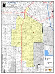 Zip Code Los Angeles Map by Maps Councilman Curren D Price Jr