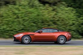 green aston martin db11 2017 aston martin db11 review