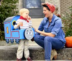 Train Halloween Costume Halloween 2016 Thomas Costume Train Costume Toddler Halloween