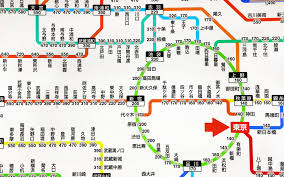 Subway Map by Tokyo U0027s Subway System Is About To Get Easier To Navigate Travel