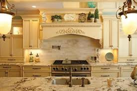 image result for french country themed kitchen with off white