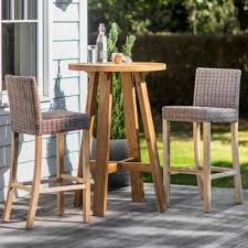 Garden Bar Table And Stools 313 Best Garden Furniture Images On Pinterest Bar Tables High