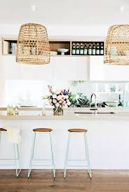 133 best rattan wicker pendant lights images on pinterest guest