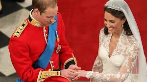 kate s wedding ring flashback prince william and duchess kate s royal wedding today