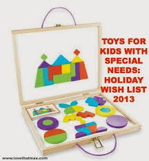 love that max holiday gifts for kids with special needs wish