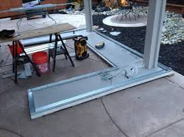 How To Build Outdoor Kitchen by Ideal How To Build An Outdoor Kitchen With Metal Studs Pic