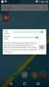android sound booster apk volume booster goodev android apps on play
