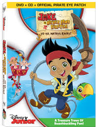 jake and the never land pirates videography disney junior wiki