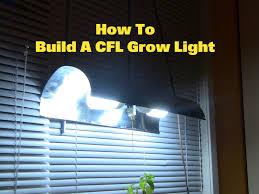 To Make A Cfl Grow Light