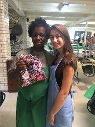 Soup Kitchen Volunteer Nj by Teen Volunteer Brings Innovative Solution For Girls To Soup