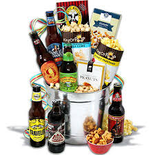 Food Gift Basket Ideas The 25 Best Beer Gift Baskets Ideas On Pinterest Beer Basket