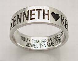 personalized rings for affordable personalized promise rings for home design and