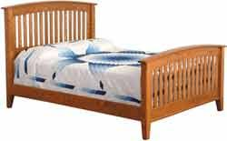 woodloft com locally amish custom made beds and bedroom furniture