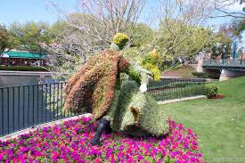 2013 international flower and garden festival preparations photo