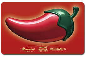 chili gift card hot 20 chili s gift certificate for only 10 coupon