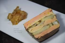artichaut cuisine terrine de foie gras artichauts