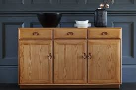 Ercol Windsor Sideboard For Sale Wood Sideboard Cabinet Variety Of Designs Sizes U0026 Finishes