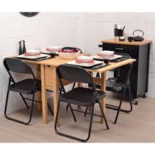 table cuisine pliante murale salon design moderne