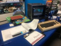 Computer Desks Las Vegas by Las Vegas Area Commodore Club Members Bond Over Vintage Computer