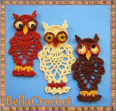 pineapple crochet owl ornament allfreecrochet
