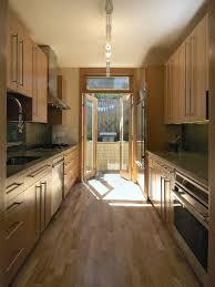 narrow galley kitchen design ideas best 25 galley kitchen design ideas on galley